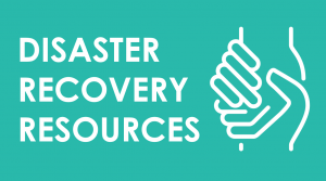 Disaster recovery resources