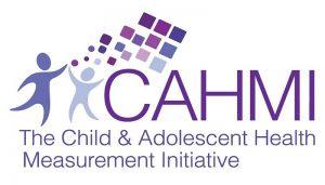 Logo for CAHMI, Child Abuse Data Source